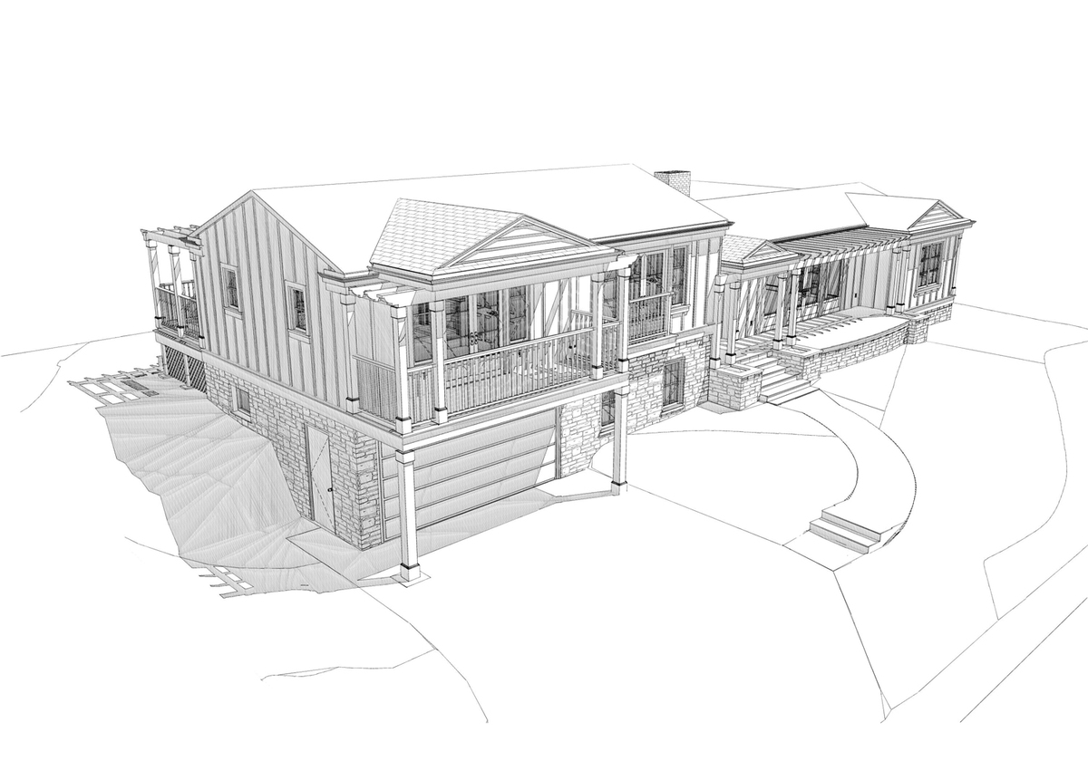 Perspective of Proposed Design