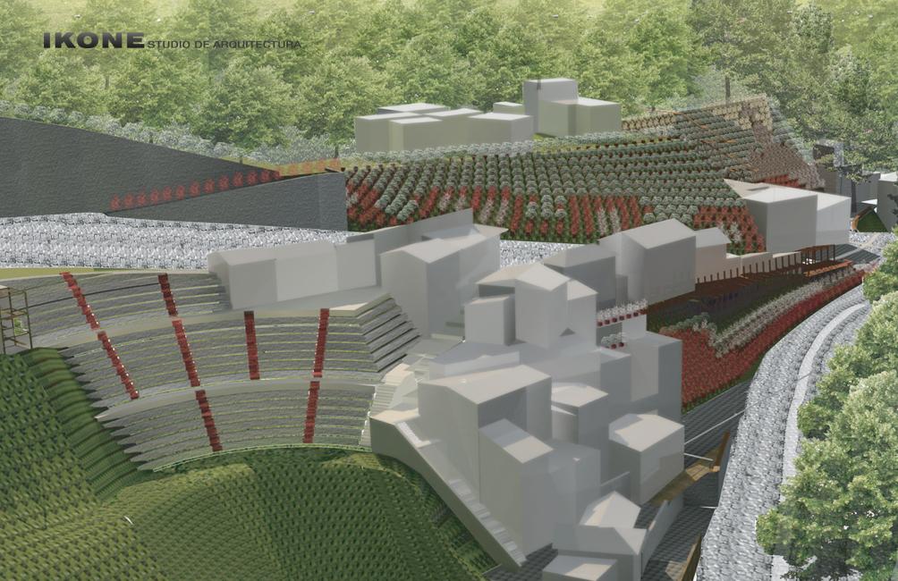 Vista propuesta general