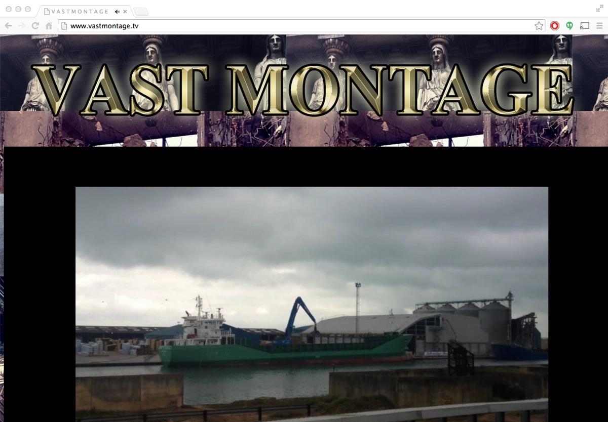 A screenshot from VastMontage.tv Credit: Felix Melia