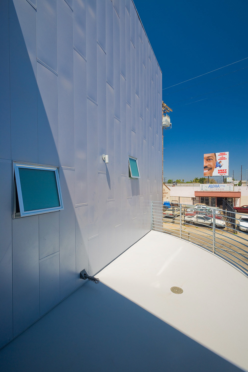 CMU - centinela mixed-use in Los Angeles, CA by Yu2e, Inc.