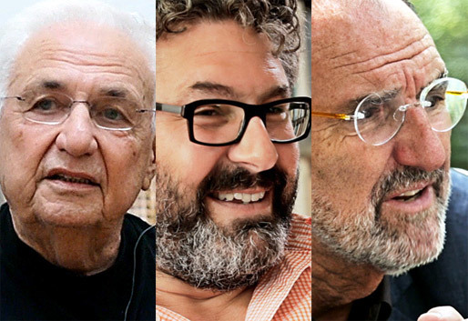 Frank Gehry, Greg Lynn and Thom Mayne will be leading expanded UCLA Architecture and Urban Design master's program at a new Los Angeles satellite location