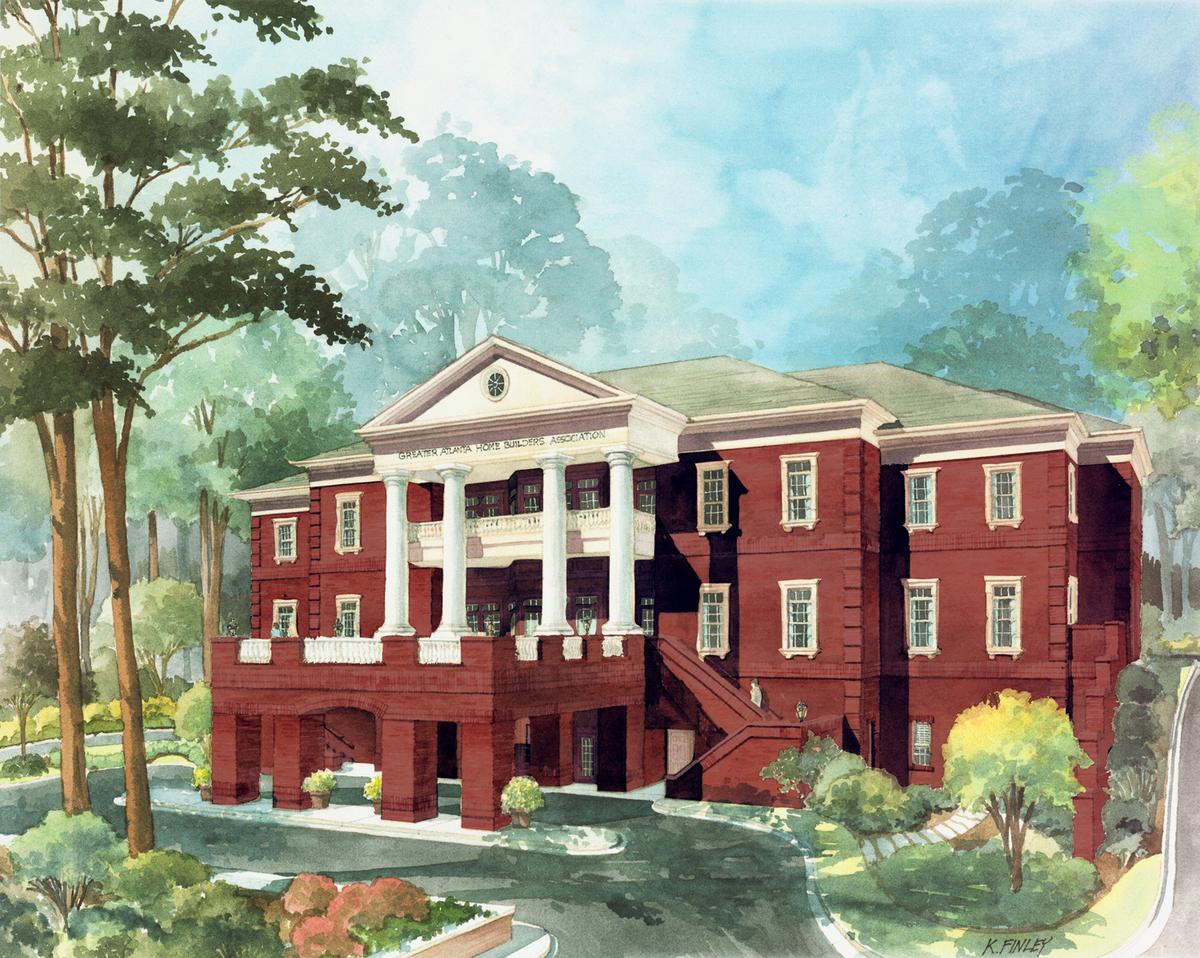Greater Atlanta Home Builders