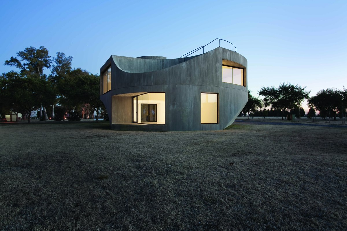 View House, Rosario, Argentina, 2009. Image: Gustavo Frittegotto