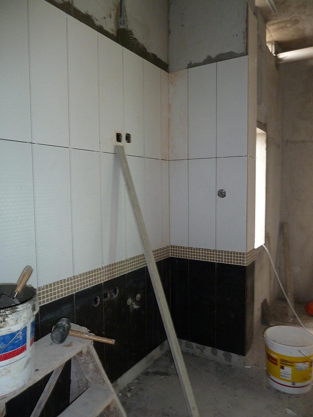 05/11/11: Master Bathroom #3 in progress