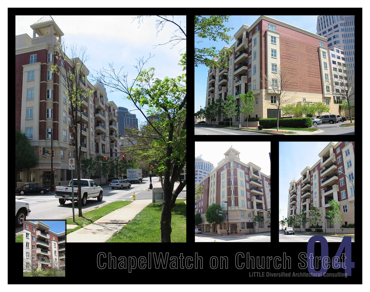 ChapelWatch on Church Street