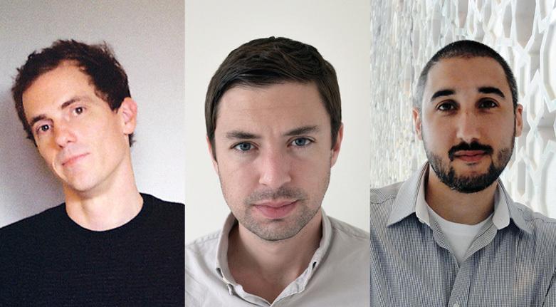 Collective-LOK: Jon Lott, William O'Brien Jr., and Michael Kubo