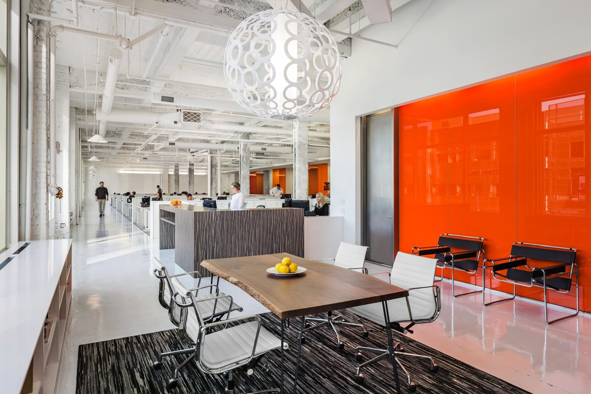 Amenta Emma Hartford office. Photo: Robert Benson Photography.