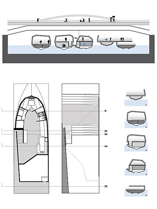 Plans & Boat Section Relationships