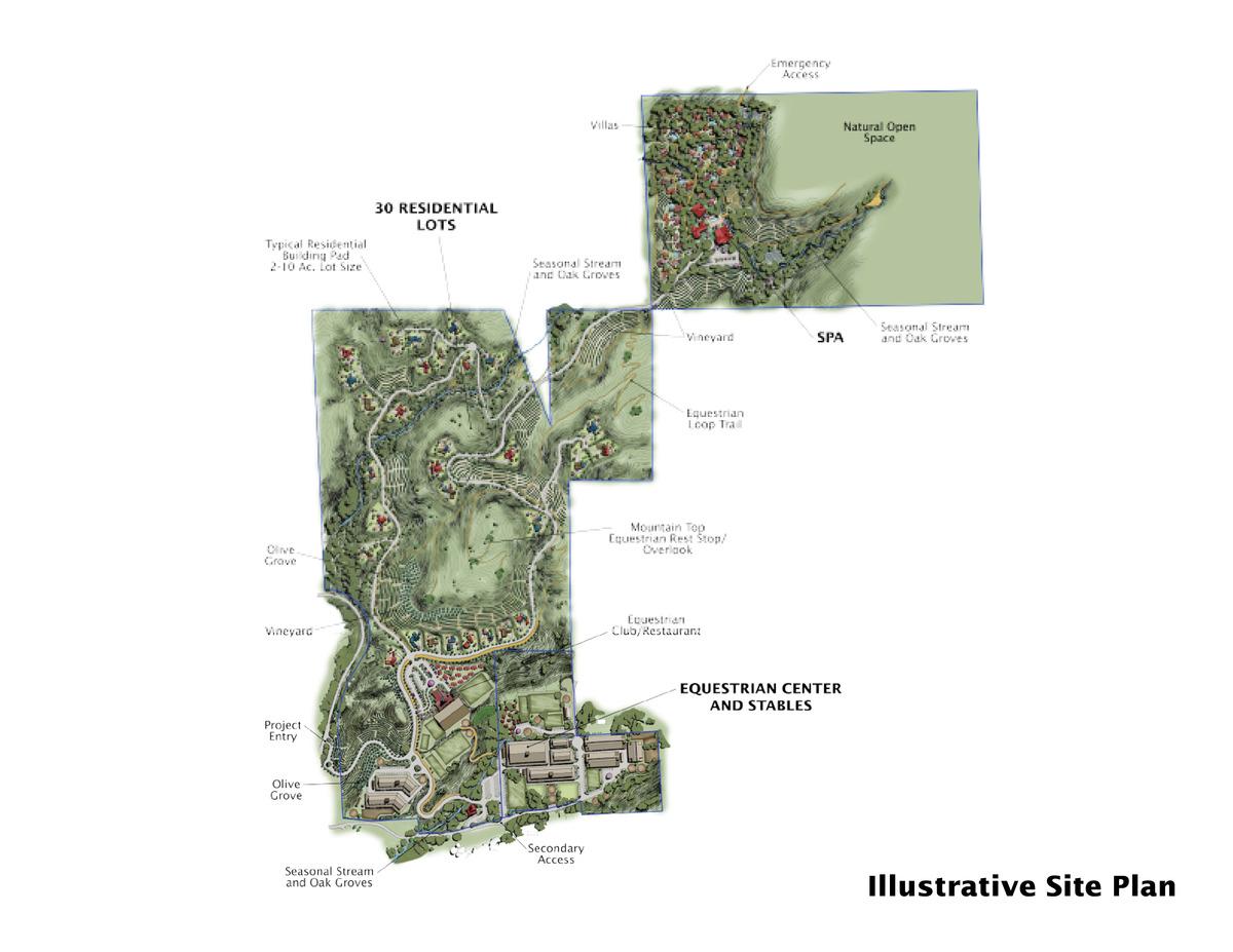 HDC - Illustrative Site Plan