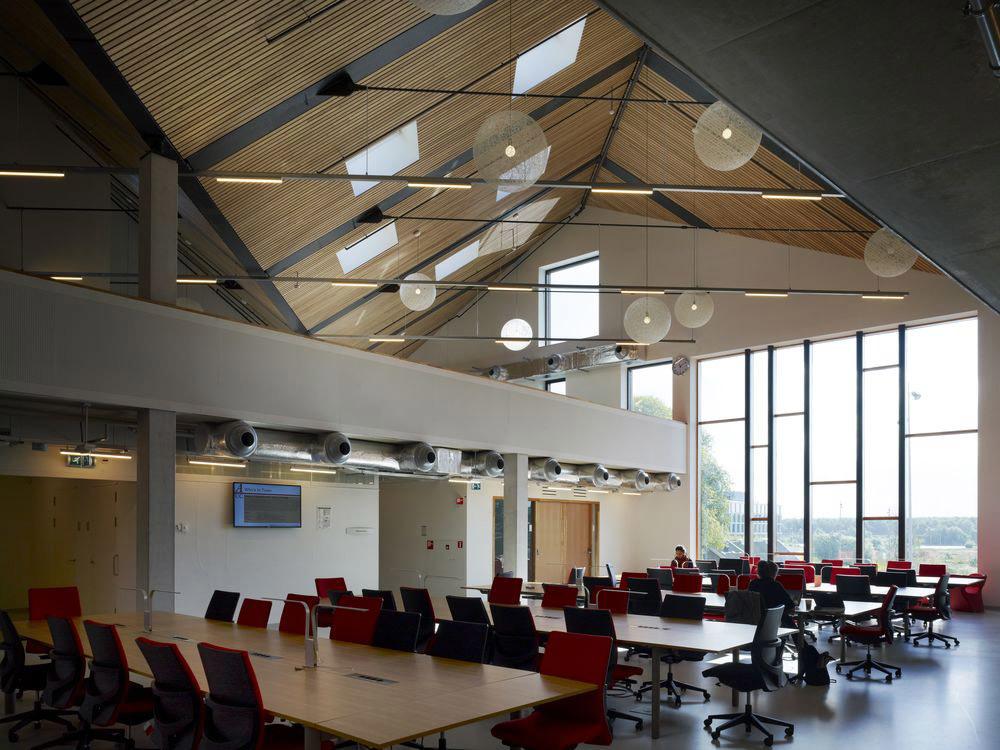 Interior (Image: Mecanoo architecten)