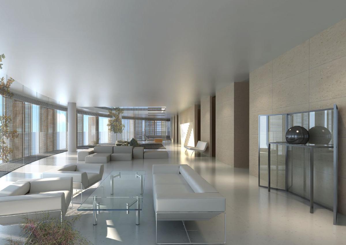 Nueve Grados Apartment Interior