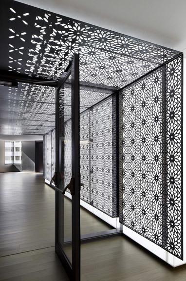 KAUST Offices in Arlington, VA by STUDIOS Architecture (Photo: Bilyana Dimitrova Photography)