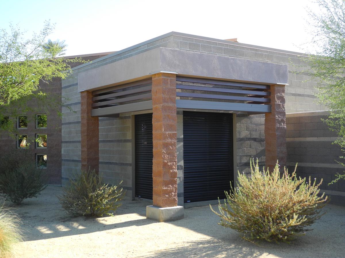 As-built (Northwest corner on Masgnesia Falls Drive) 3 of 4