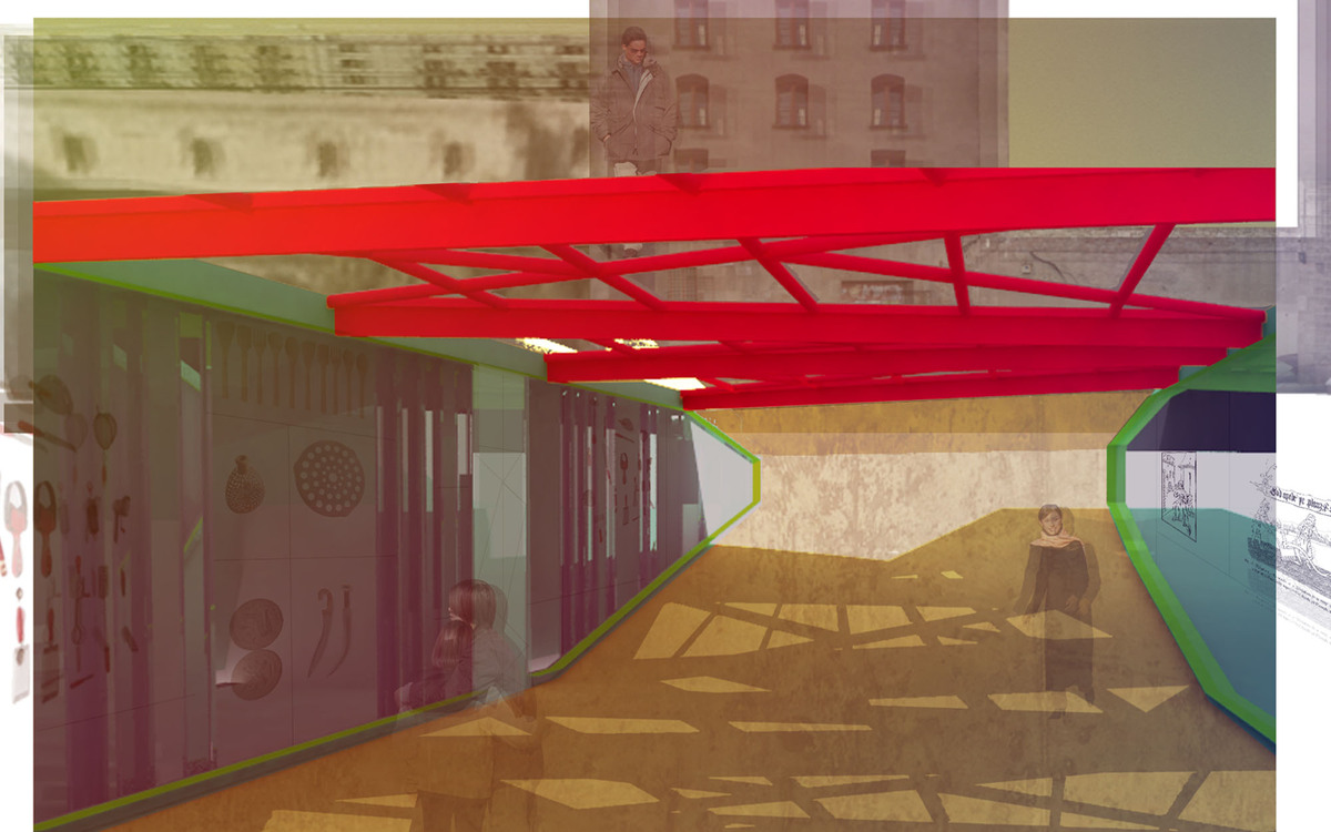 :Under Bridge: