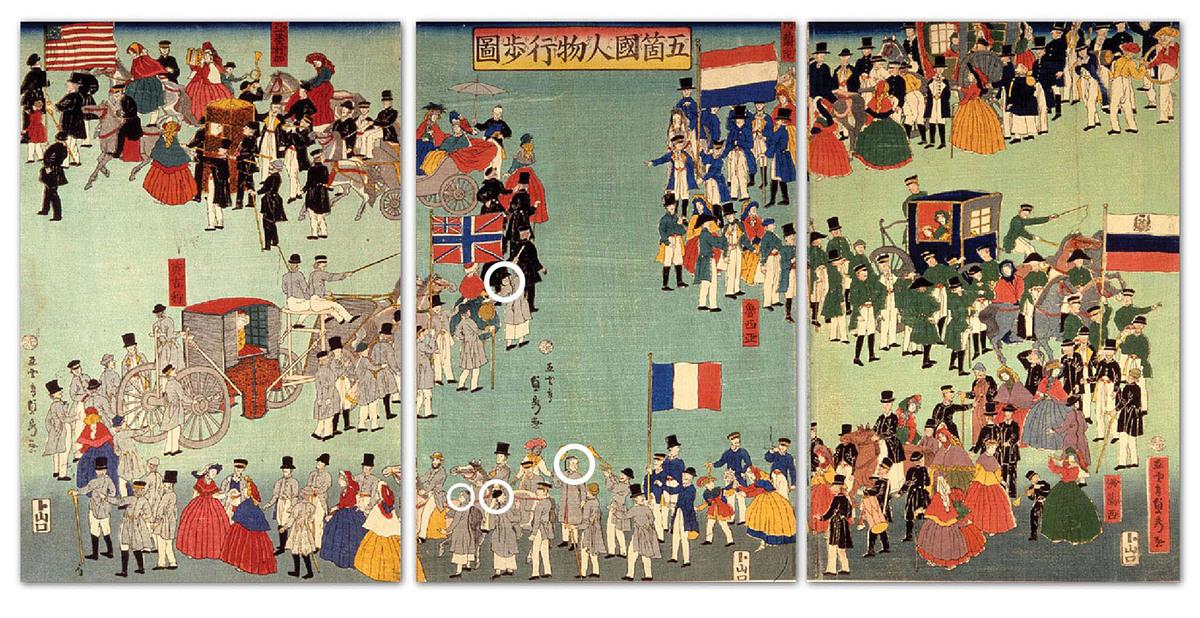Dissertation Medal: Matthew Leung for 'Oriental Orientalism in Japan – the case of Yokohama Chinatown'