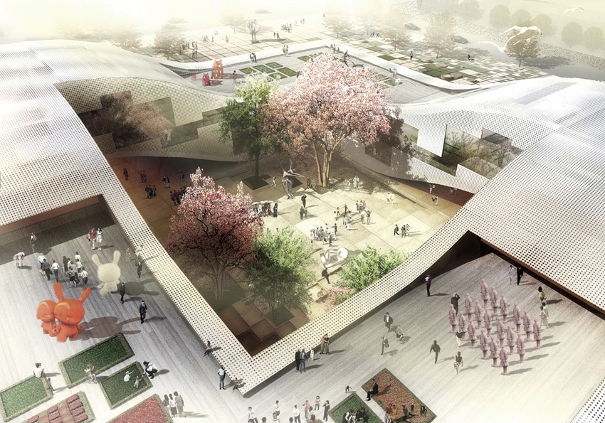 Rendering (Image: HAO / Holm Architecture Office)