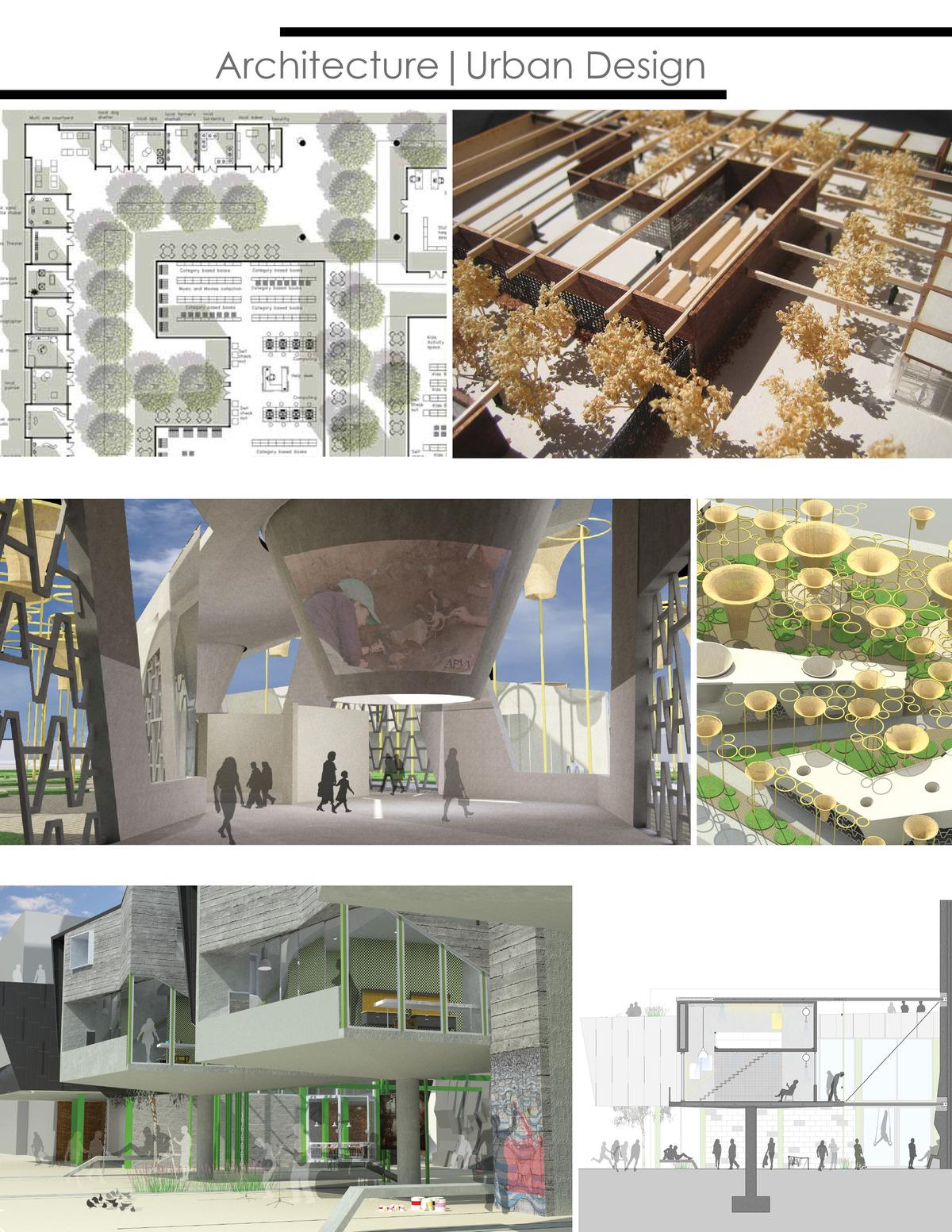 Architecture   Urban Design