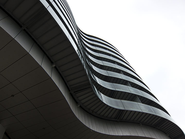Gemini Residence, MVRDV