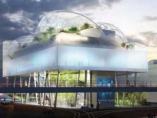 Shortlisted: BTUA Bernard Tschumi Urbanistes Architects SARL