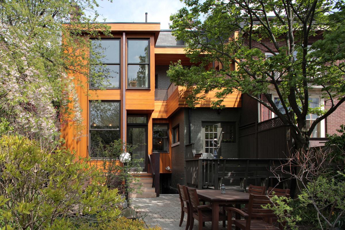 Markham Street Residence in Toronto, Canada by PLANT Architect Inc.