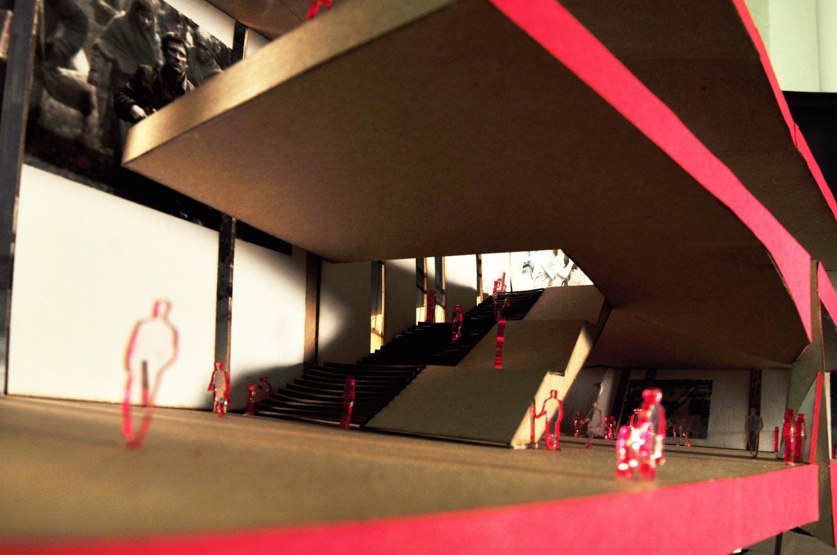 Model: main stair