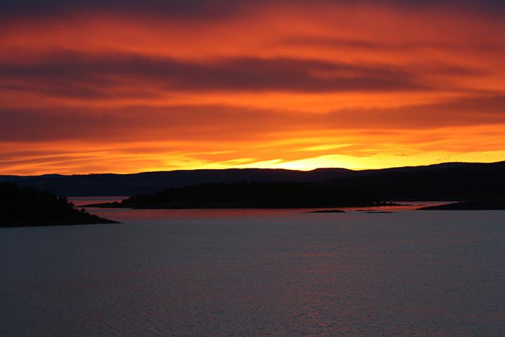 Norway's Sunset