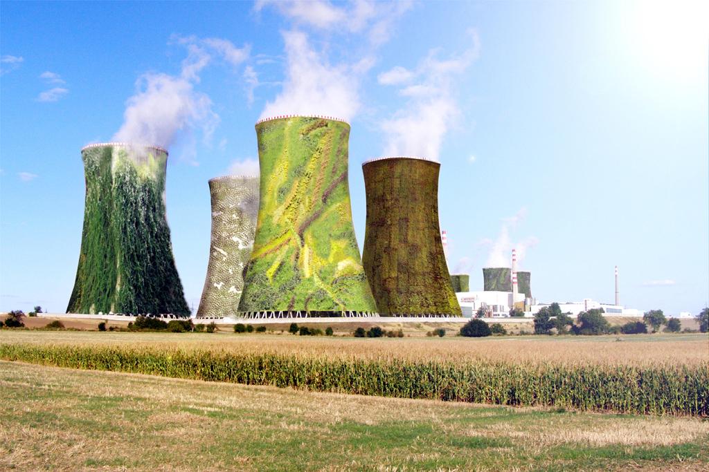 Environmentally Friendly Nuclear Power Plant, Dukovany