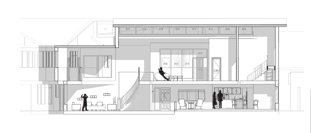 housing section 1