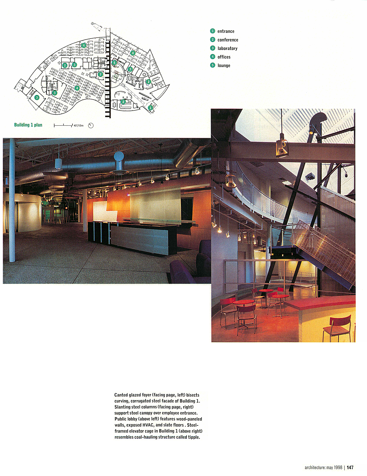 Page 4 - architecture: may 1998
