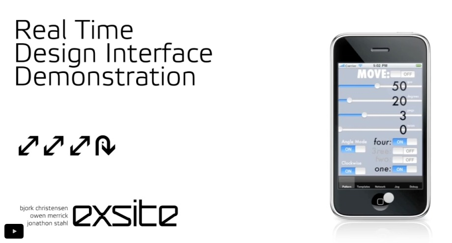 Realtime iPhone control