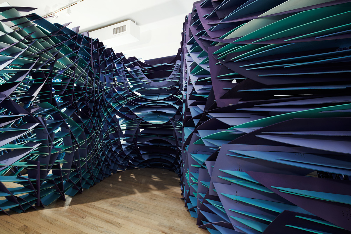 Slipstream, New York, NY, 2012 (Photo: FreelandBuck)