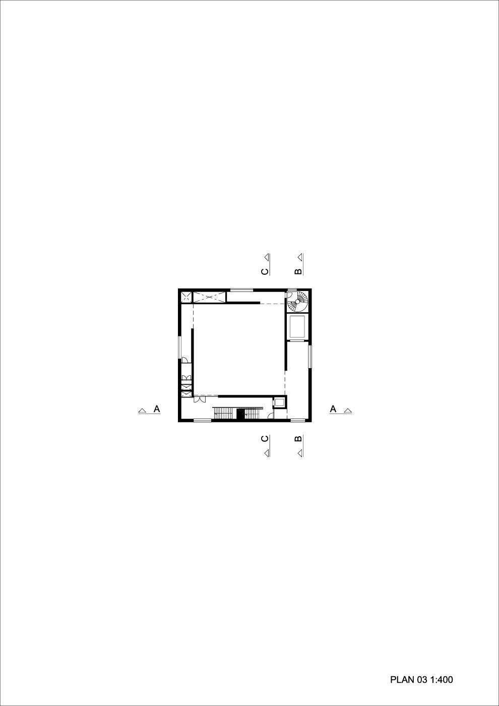 Floor plan 03 (Illustration: Henning Larsen Architects)