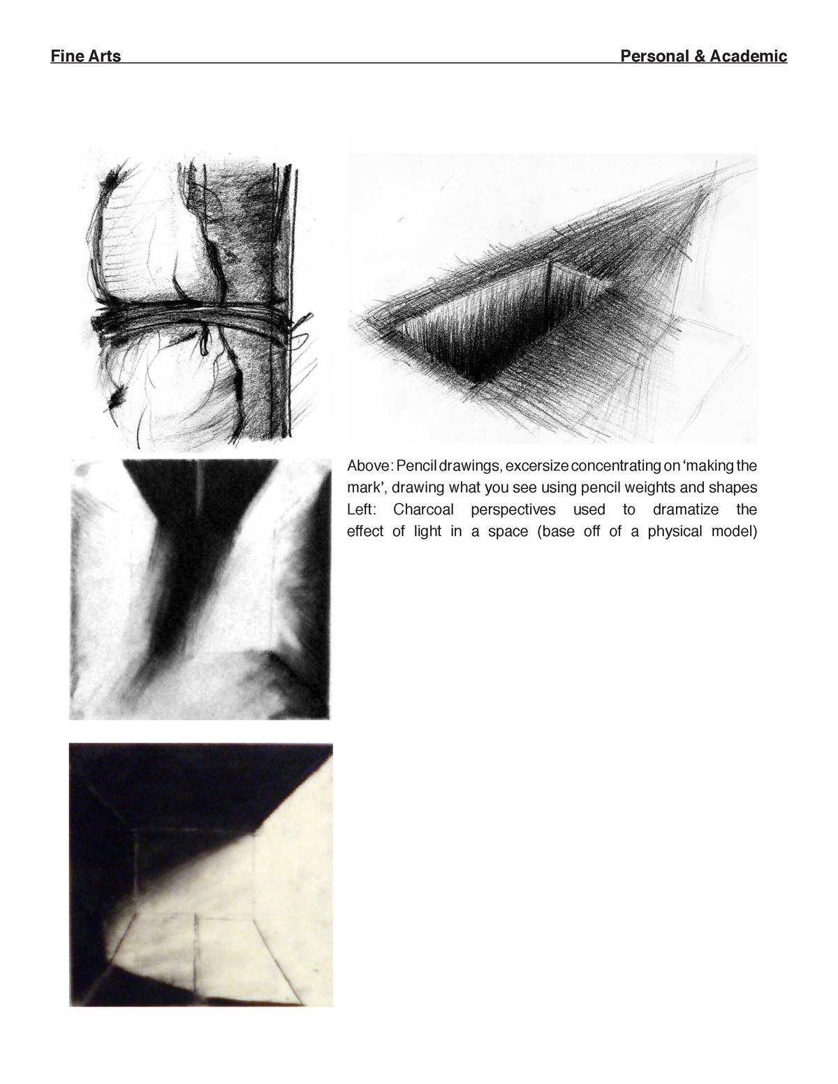 Drawing + Thinking