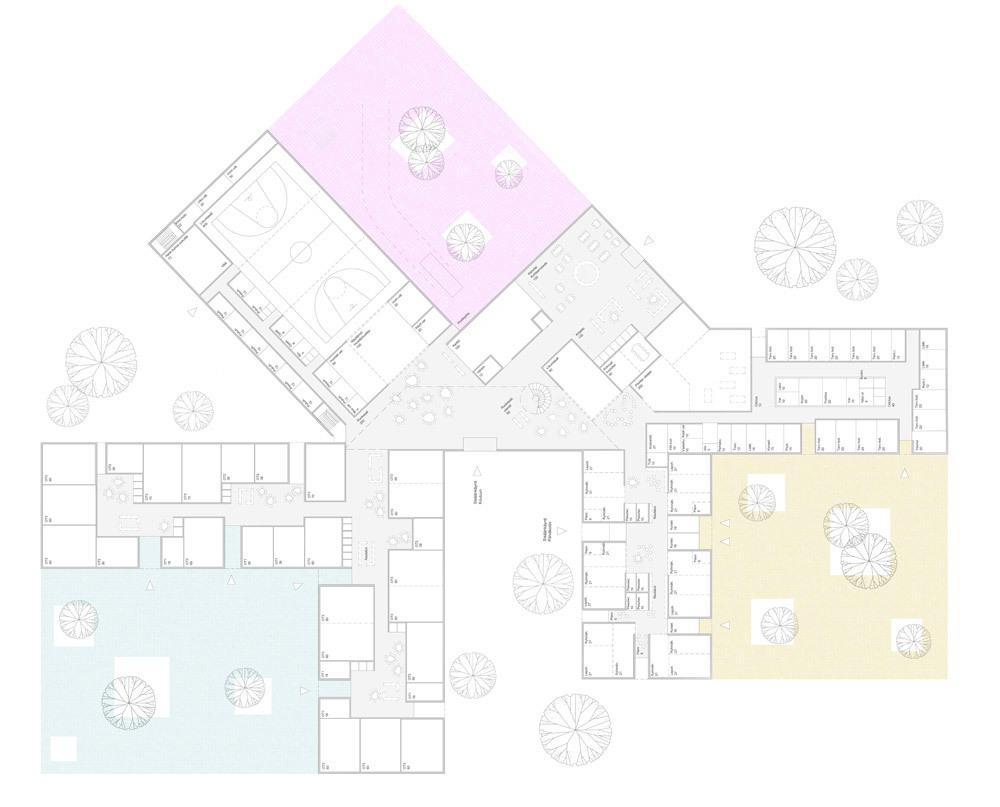 Floor plan (Image: Architects Rudanko + Kankkunen)