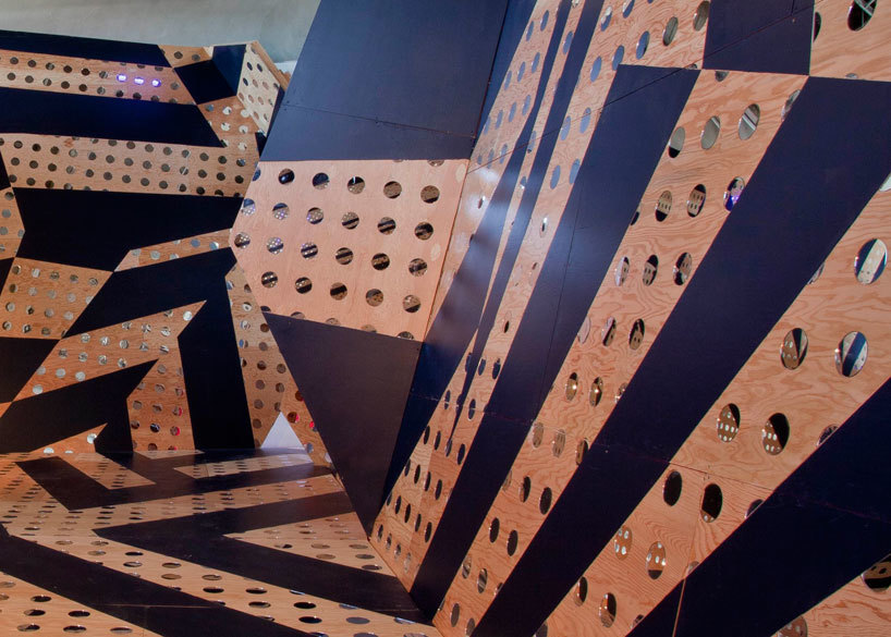 Barbara Bestor Architecture: Silent Disco/Photo by Joshua White
