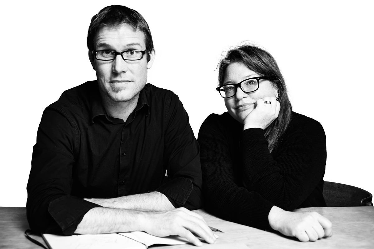 Matt Wittman (left) and Jody Estes (right). Founders of Wittman Estes Architecture + Landscape