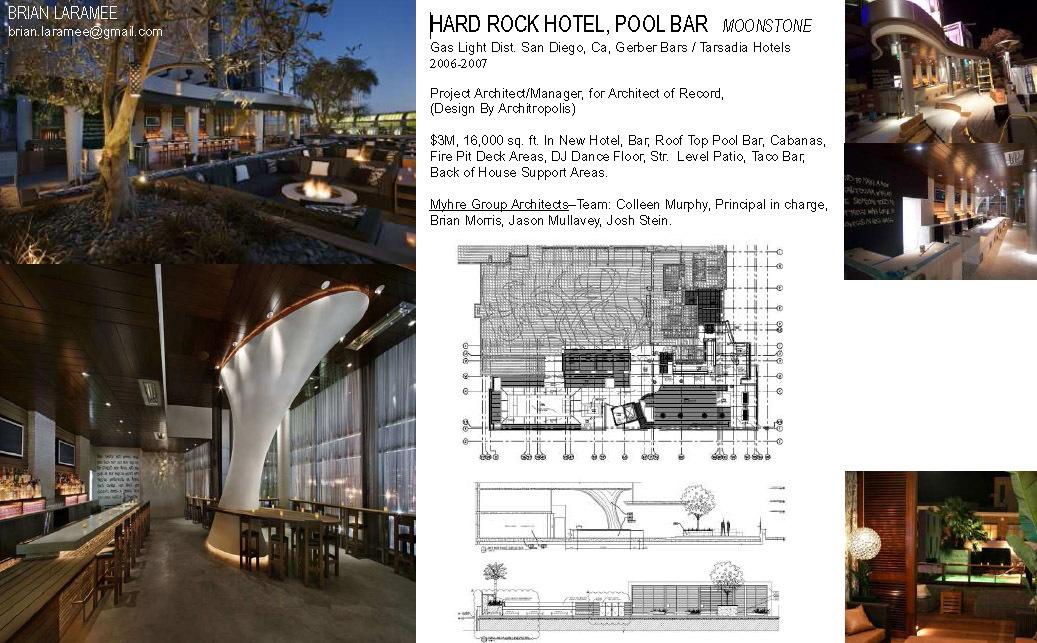 Hard Rock Hotel Bar & Pool Bar