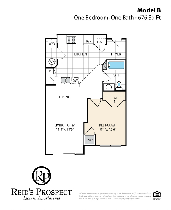 Apartment Model B