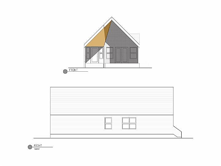 LowRowHouse Elevation