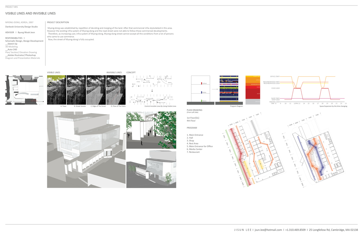 #Dankook University #Design Studio 2007 F/W #Byung Wook Jeon