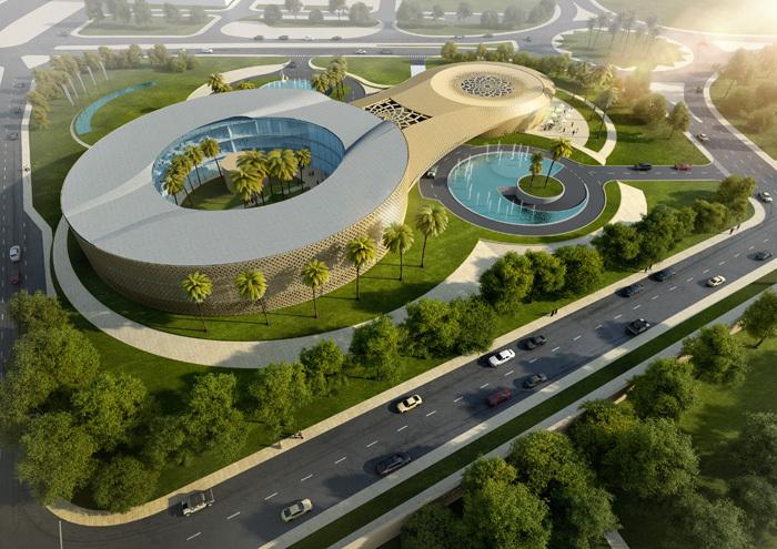 Abu Dhabi Urban Planning Council / S&P architects