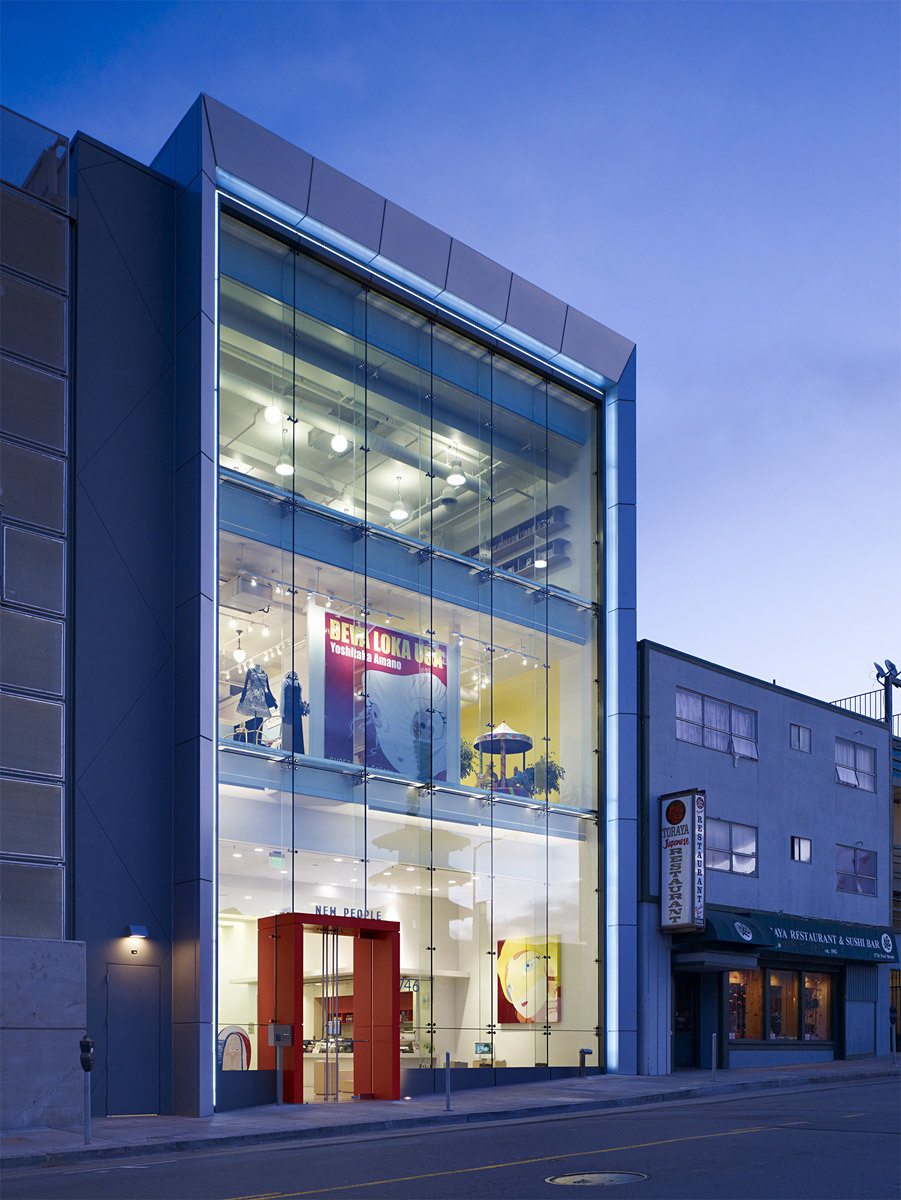 J-Pop Culture Center in San Francisco, CA by Kwan Henmi Architecture Planning