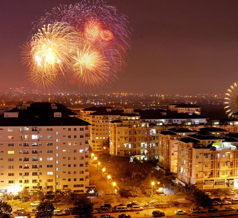 My Khanh Apartments