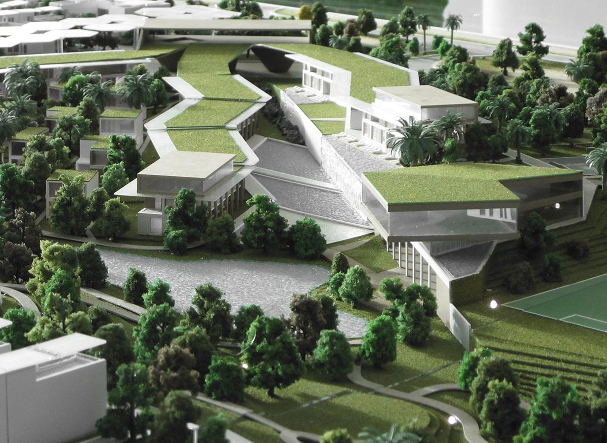 Image: Baharash Architecture