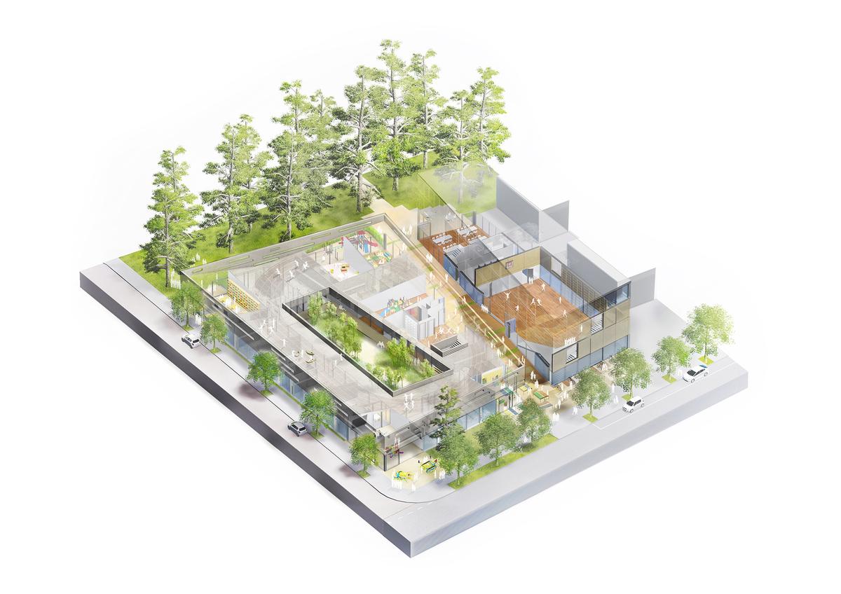 New Borders - Elementary School