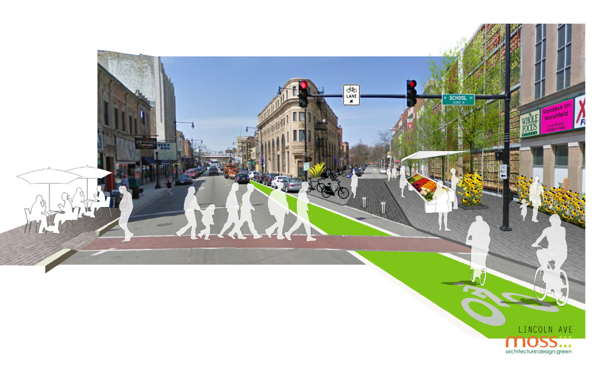 Increased pedestrian/bike accessibility