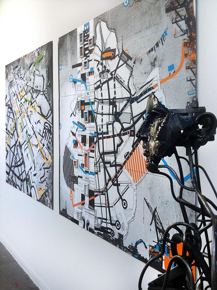 Corridor Gallery Installation View 03