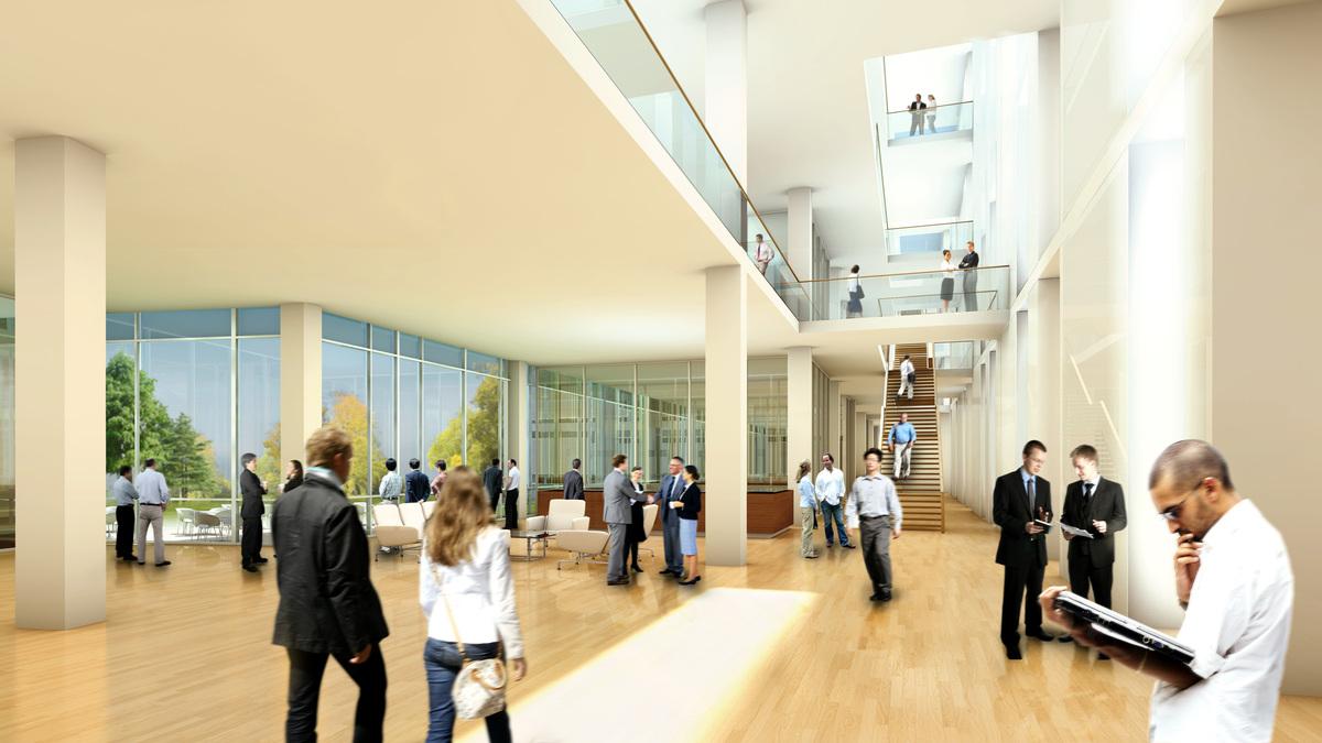 Lab Lobby