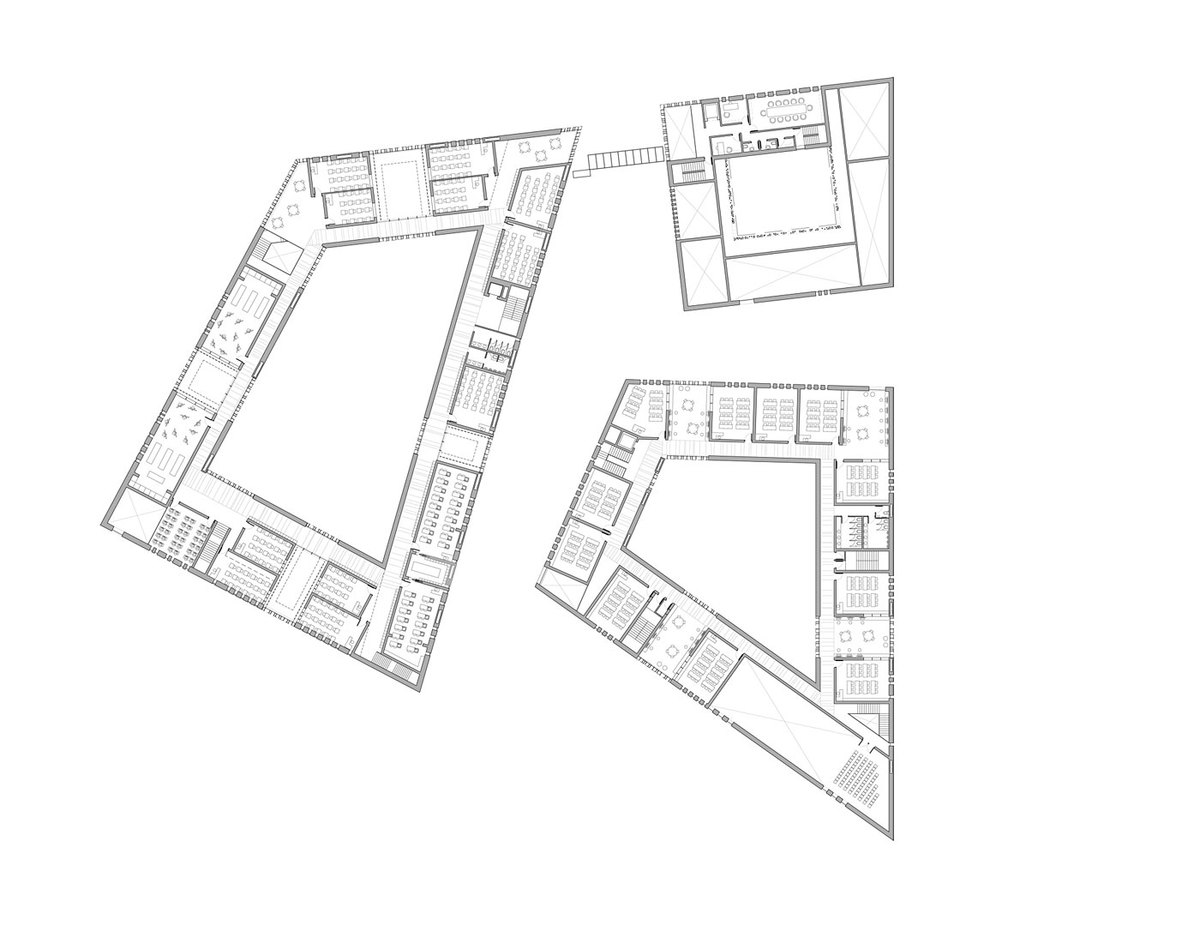 Plan level +2 (Image: Atelier3AM)