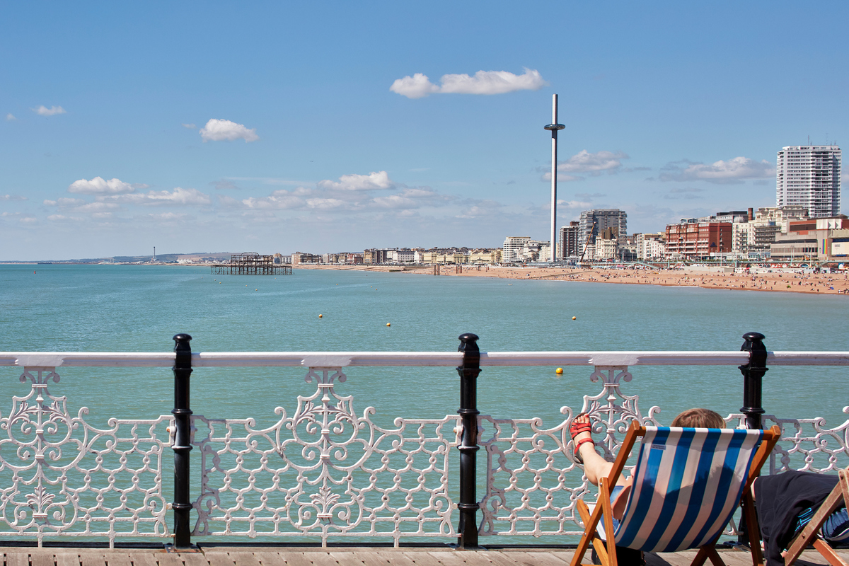 BA i360, Brighton by Marks Barfield ©Paul Raftery